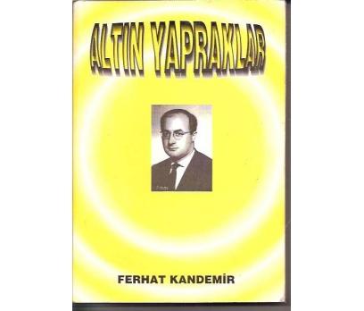 ALTIN YAPRAKLAR-FERHAT KANDEMİR-1998
