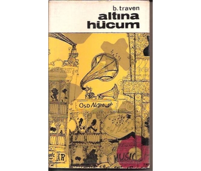 ALTINA HÜCUM-B.TRAVEN-OKAY GÖNENSİN-1972