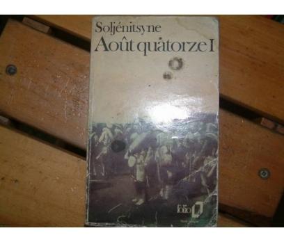 AOUTQUATORZE 1.CİLT-SOLJENITSYNE-1972