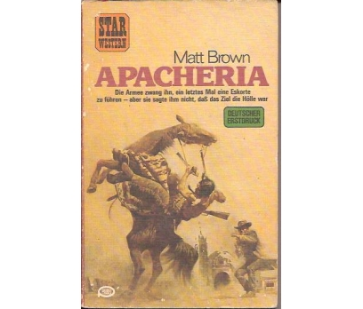 APACHERIA-MATT BROWN-1977