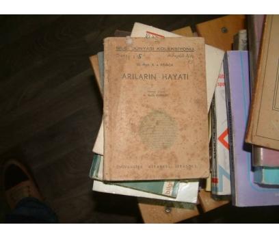 ARILARIN HAYATI-DR.PROF.K.V.FRISCH-1946 1