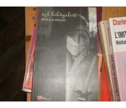 AŞK HİKAYELERİ-MİNE G. KIRIKKANAT-2000