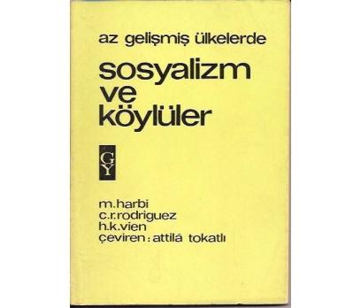 AZ GELİŞMİŞ ÜLKELERDE SOYALİZM VE KÖYLÜLER-1966