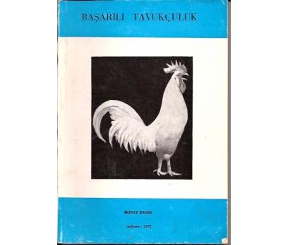 BAŞARILI TAVUKÇULUK-MUSTAFA YAMAN-1972