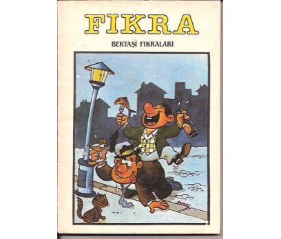 BEKTAŞİ FIKRALARI-ALBA YAY.