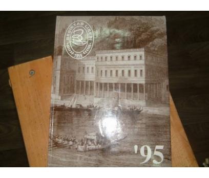 BEŞİKTAŞ LİSESİ 1959-YILLIK'95-ALBÜM