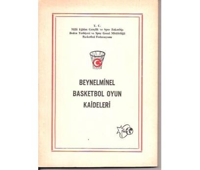 BEYNELMİLEL BASKETBOL OYUN KAİDELERİ-