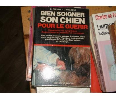 BIEN SOIGNER SON CHIEN-POUR LE GUERIR-1991