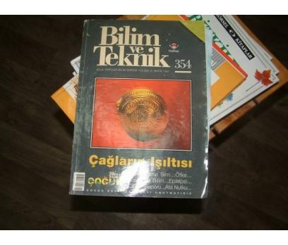 BİLİM VE TEKNİK-S:354-1997-ÇAĞLARIN IŞILTISI