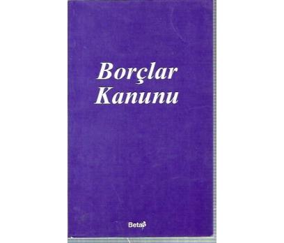 BORÇLAR KANUNU-2002