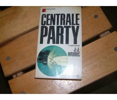 CENRALE PARTY-J.J.MARRIC-1970-FRANSIZCA