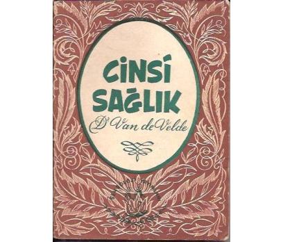 CİNSİ SAĞLIK-DR.VAN DE VELDE-1953