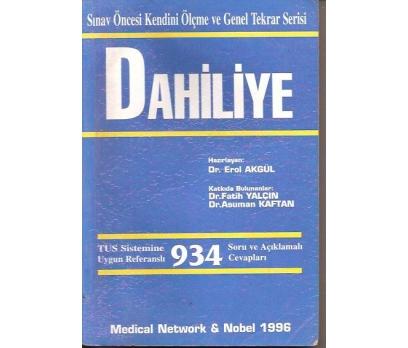 DAHİLİYE-DR.EROL AKGÜL-1996