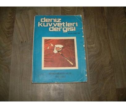 DENİZ KUVVETLERİ DERGİSİ NİS-1983 EKİ SAYI-521