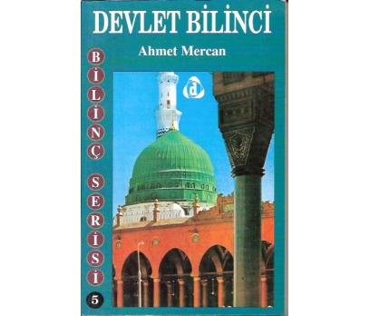 DEVLET BİLİNCİ-AHMET MERCAN-1993