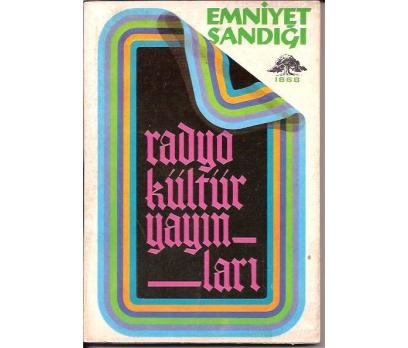 EMNİYET SANDIĞI-RADYO KÜLTÜR YAYINLARI-1974