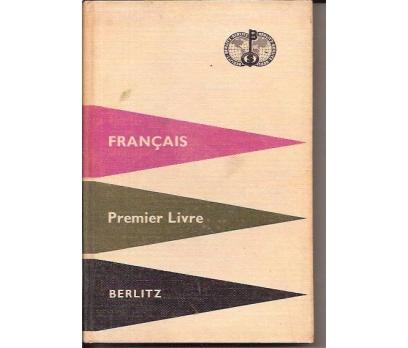 FRANÇAIS-PREMIER LIVRE-BERLITZ-1961