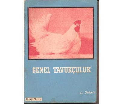 GENEL TAVUKÇULUK-C.İLDENİZ-1969