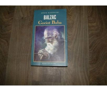 GORİOT BABA BALZAC BEDA YAYINLARI 2004