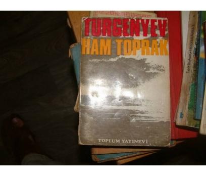 HAM TOPRAK-TURGENYEV-ŞÜKRÜ KADIOĞLU-1969