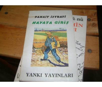 HAYATA GİRİŞ-PANAİT İSTRATİ-BERTAN ONARAN-1970