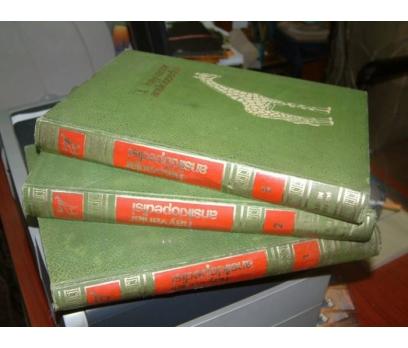 HAYVANLAR ANSİKLOPEDİSİ 3 CİLT-ARKIN KİTABEVİ