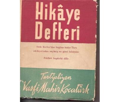 HİKAYE DEFTERİ-VASFİ MAHİR KOCATÜRK-1956