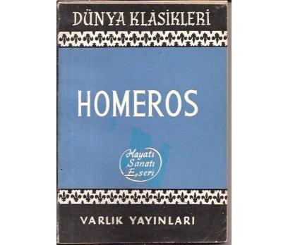 HOMEROS HAYATI SANATI ESERİ-YAŞAR NABİ-1953