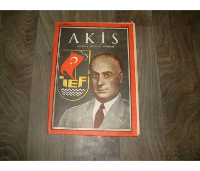 İLK&AKİS-25 AĞUSTOS 1959
