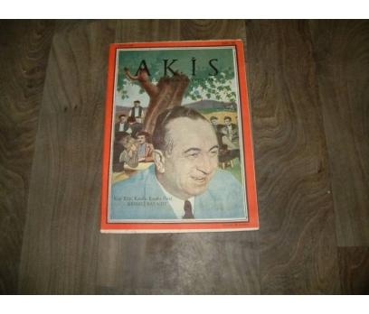 İLK&AKİS-KEMAL BAYAZIT KÖY KÖY KASABA GEZİ-1959