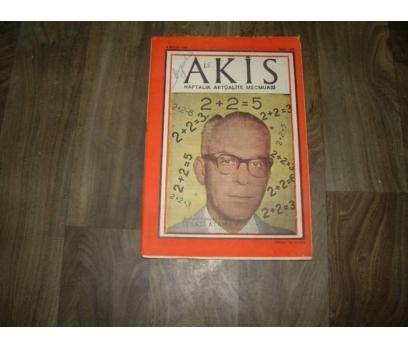 İLK&AKİS-SEBATİ ATAMAN-KOORDİNASYON BAKANI-1958