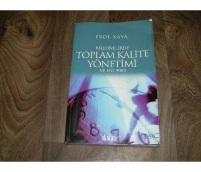 İLK&BELEDİYELERDE TOPLAM KALİTE YÖNETİMİ VE ISO