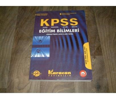 İLK&KPSS-EĞİTİM BİLİMLERİ-KARACAN YAYINLARI 1