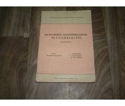İLK&MUHAMMED ALEYHİSSELAM'IN PEYGAMBERLİĞİ
