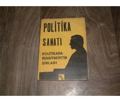 İLK&POLİTİKA SANATI