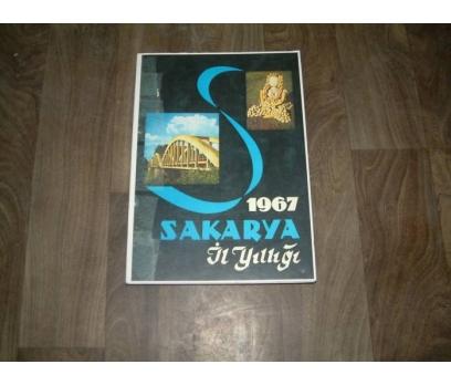 İLKS&1967 SAKARYA İL YILLIĞI-RENKLİ RESİMLİ