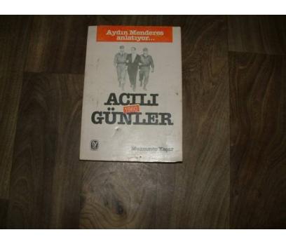 İLKS&ACILI 1960 GÜNLER-MUAMMER YAŞAR