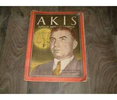 İLKS&AKİS DERGİSİ-SAYI 304-16 HAZİRAN 1960