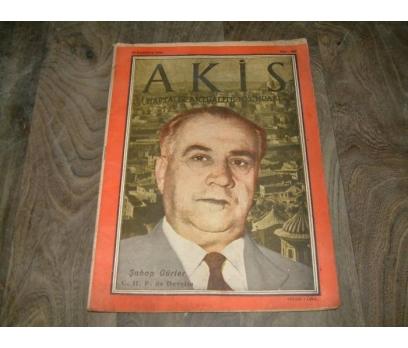 İLKS&AKİS DERGİSİ-SAYI 306-30 HAZİRAN 1960