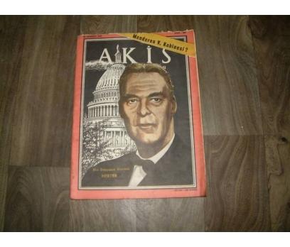 İLKS&AKİS-MENDERES V.KABİNESİ-HERTER-1959