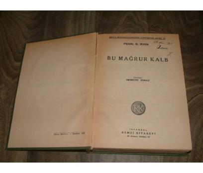 İLKS&BU MAĞRUR KALB-PEARL S. BUCK