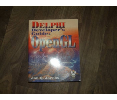 İLKS&DELPHI DEVELOPER'S GUIDE TO OPENGL