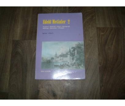 İLKS&EDEBİ METİNLER-2-TİYATRO-HATIRAT-GEZİ-MEKTU