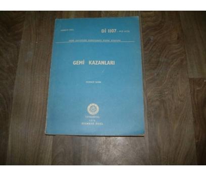 İLKS&GEMİ KAZANLARI-DENİZ KUV.KOM.EĞİT. KİT-1976