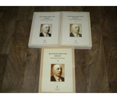 İLKS&İBN-ÜR REFİK AHMET NURİ SEKİZİNCİ-3 CİLT TA