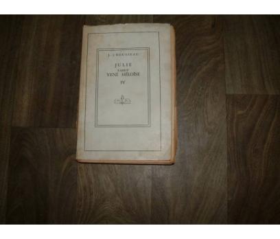 İLKS&JULIE YAHUT YENİ HELOİSE-J.J.ROUSSEAU-3.CİL
