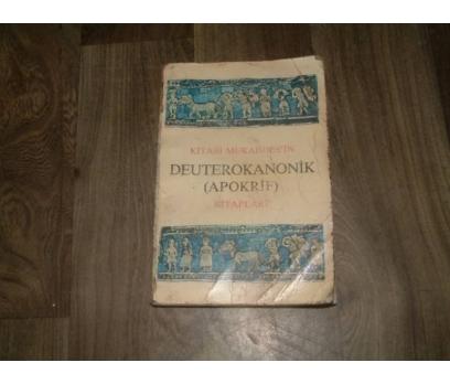 İLKS&KİTABI MUKADDES'İN KİTAPLARI