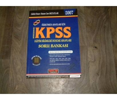 İLKS&KPSS-2007-ÖĞRETMEN ADAY.İÇİN-YARGI YAYINLAR
