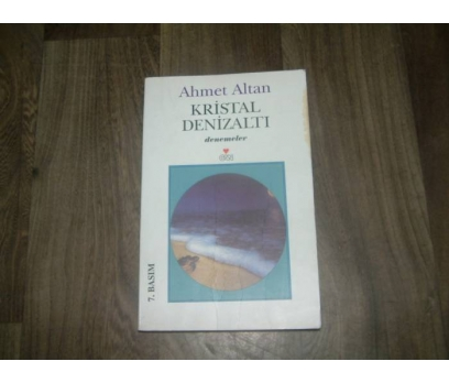 İLKS&KRİSTAL DENİZALTI-AHMET ALTAN