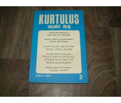İLKS&KURTULUŞ DERGİSİ-SAYI 2-ŞUBAT 2002